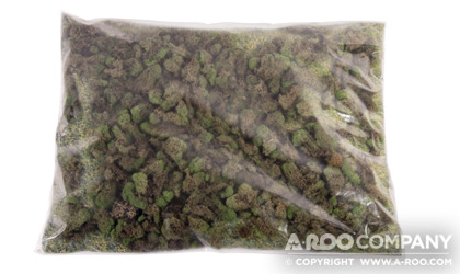 Fully loaded Bulk Cannabis Bag with marijuana