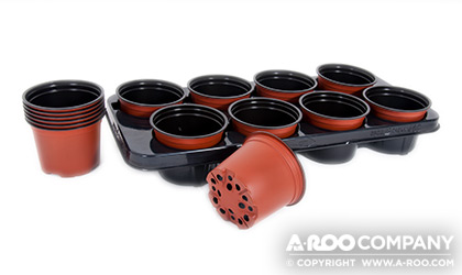Modiform Grower Pots