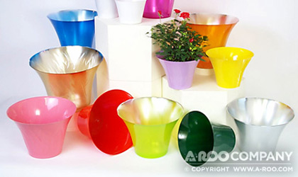 FloraCup® Pot Covers