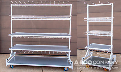 Cannabis Drying Rack Sizes