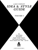 Idea & Style Guide Volume 8
