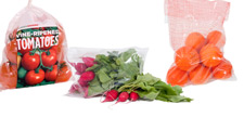 Specialty Produce Bags and Sleeves
