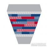 Bandeau™ Red/Blue